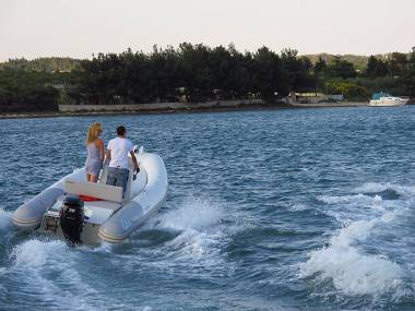 Motorboot - Zodiac Medline 540 (CBM Realtime) - Pula - Istrien  - Kroatien