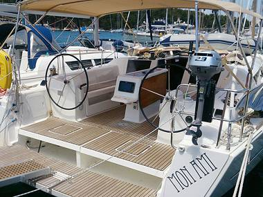 Segelboot - Dufour 410 Grand Large (CBM Realtime) - Pula - Istrien  - Kroatien