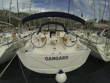 Segelboot - Dufour 412 Grand large (CBM Realtime) - Pula - Istrien  - Kroatien