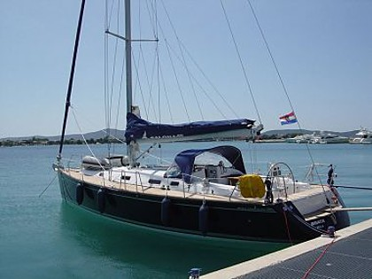 Segelboot - Salona 45 Owner Version (code:CRY 184) - Kastel Gomilica - Riviera Split  - Kroatien