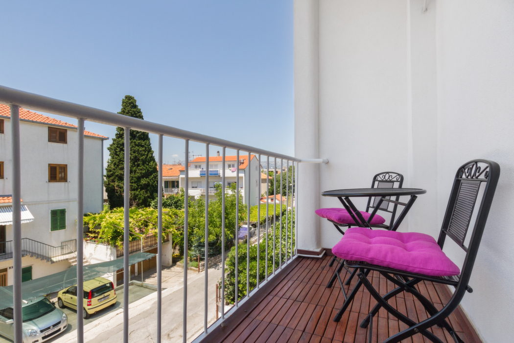 Ferienwohnungen Neven - comfortable & great location: A1(4+2) Split - Riviera Split